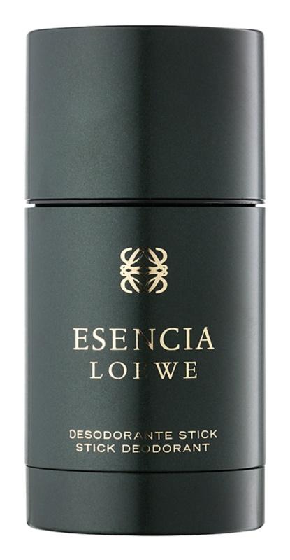 Loewe Esencia Loewe déodorant stick pour homme 75 ml