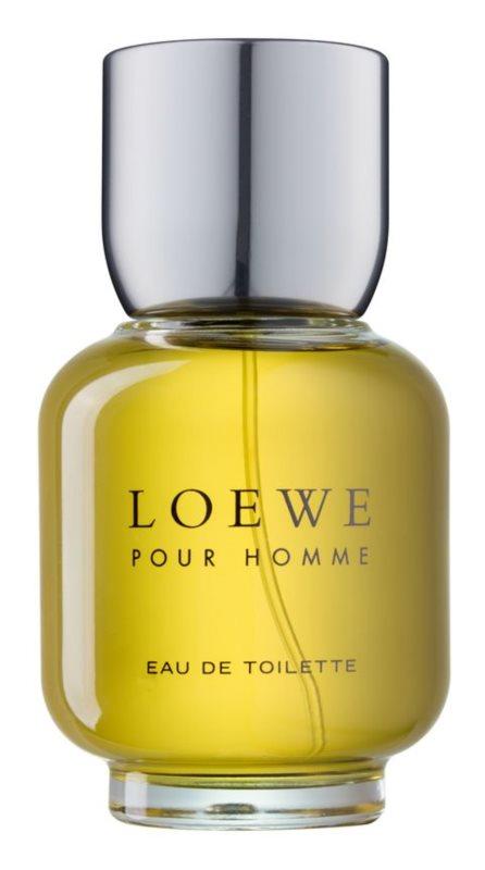 Loewe Pour Homme Eau de Toilette voor Mannen 150 ml
