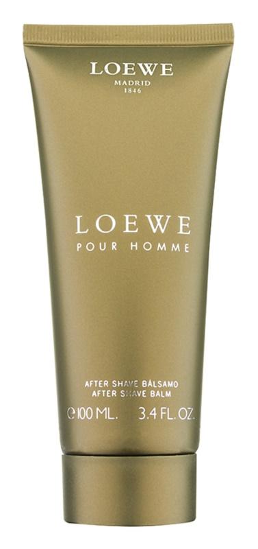 Loewe Loewe Pour Homme balsam po goleniu dla mężczyzn 100 ml
