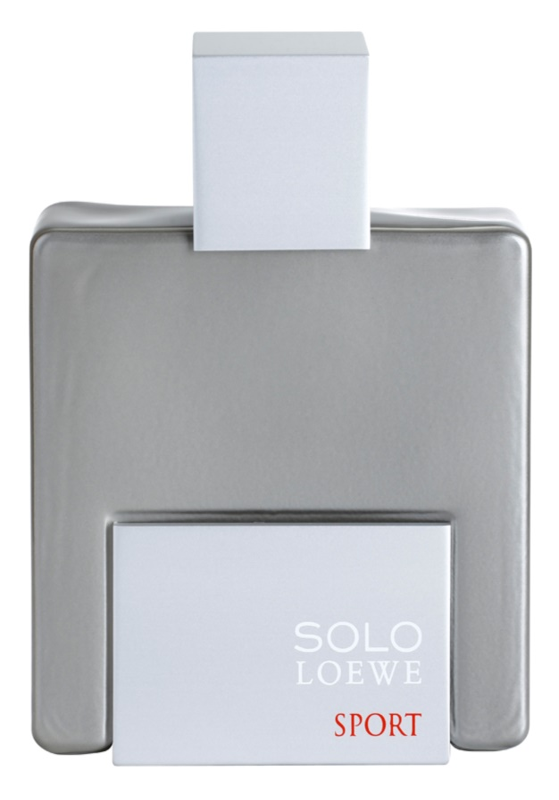 Loewe Solo Loewe Sport Eau de Toilette für Herren 125 ml