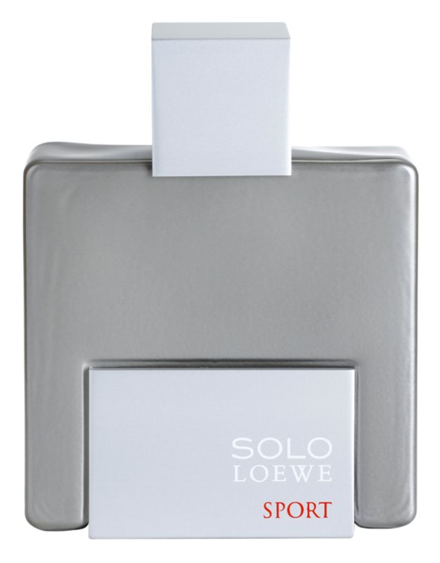 Loewe Solo Loewe Sport Eau de Toilette para homens 125 ml