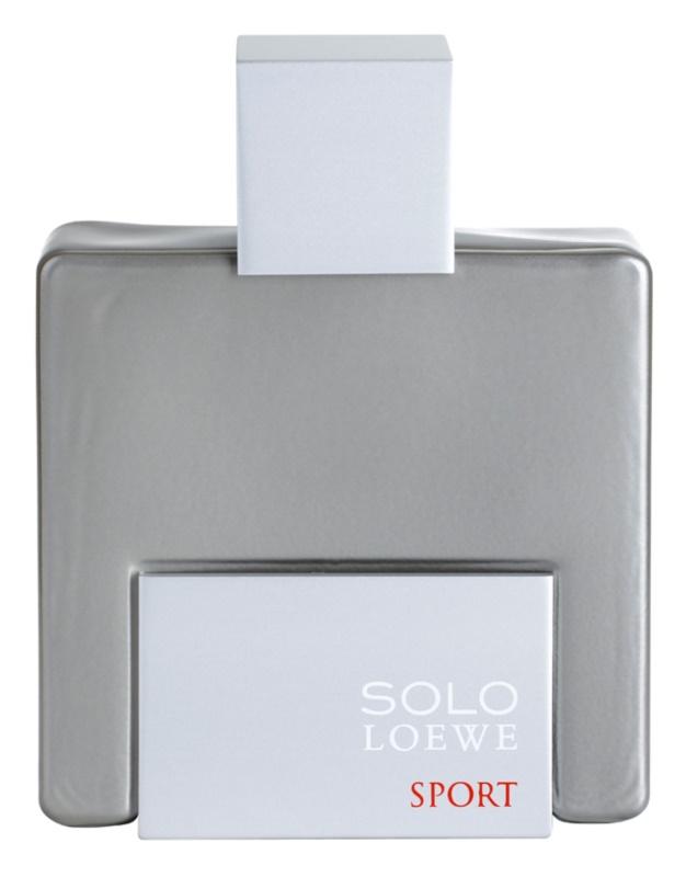 Loewe Solo Sport Eau de Toilette for Men 125 ml