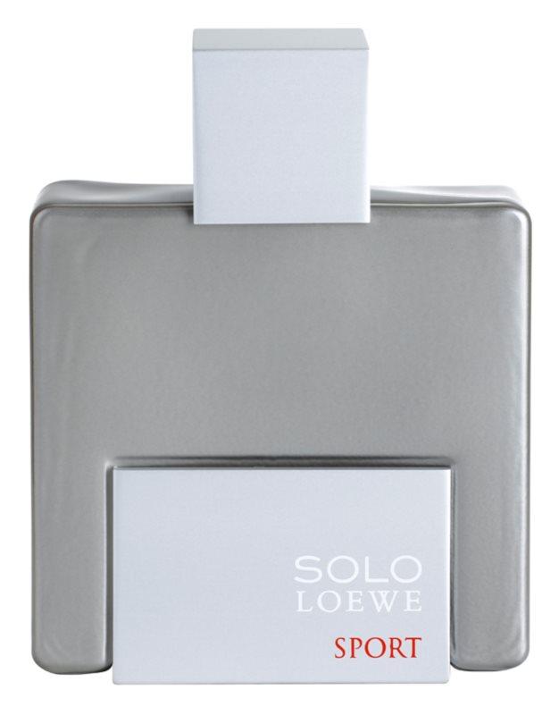 Loewe Solo Sport Eau de Toilette für Herren 125 ml