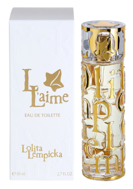 Lolita Lempicka L L'Aime Eau de Toilette for Women 80 ml