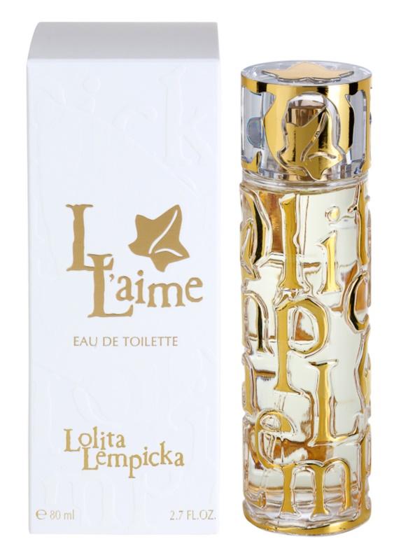 Lolita Lempicka L L'Aime Eau de Toilette für Damen 80 ml