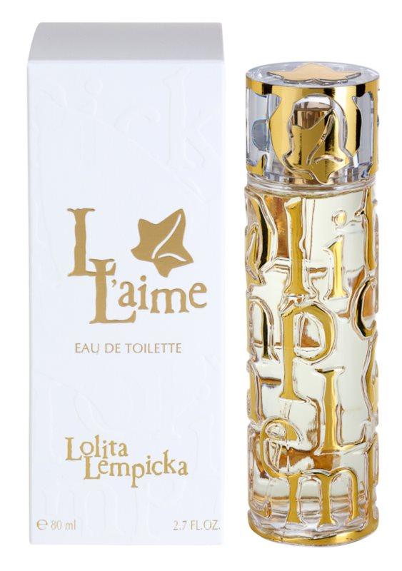 Lolita Lempicka L L'Aime eau de toilette pentru femei 80 ml
