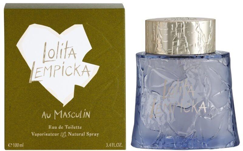 Lolita Lempicka Au Masculin eau de toilette pentru barbati 100 ml