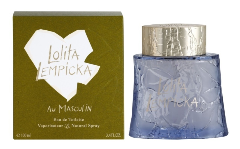 Lolita Lempicka Au Masculin toaletní voda pro muže 100 ml