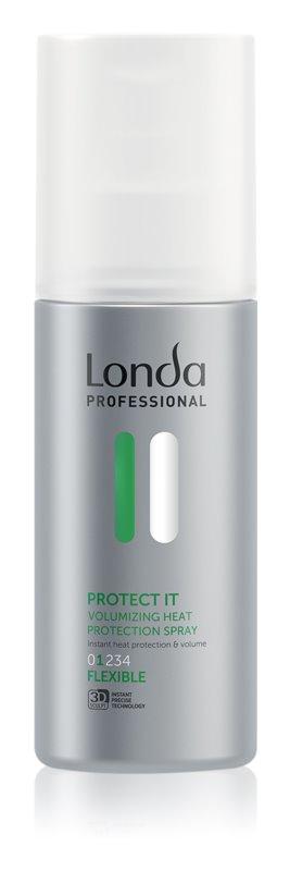 Londa Professional Protect it zaščitno pršilo za toplotno oblikovanje las