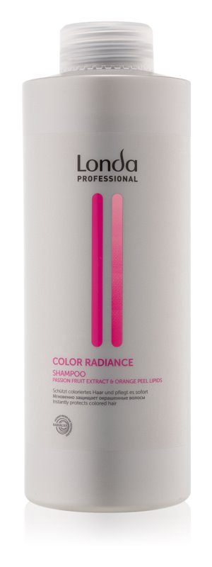 Londa Professional Color Radiance Nourishing Shampoo for Colour-Treated and Brittle Hair