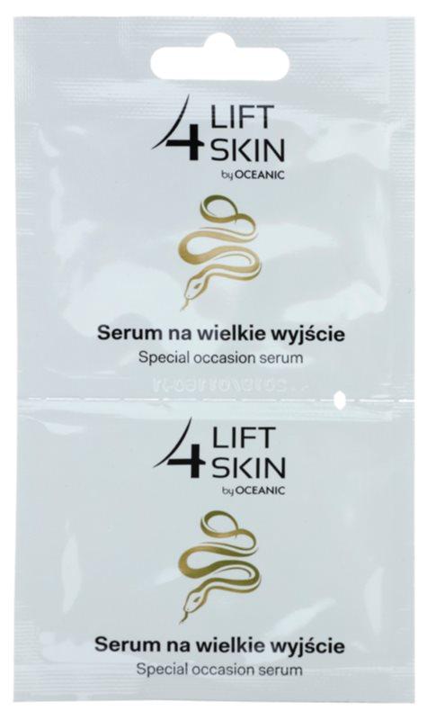 Long 4 Lashes Lift4Skin Lifting Serum With Snake Venom