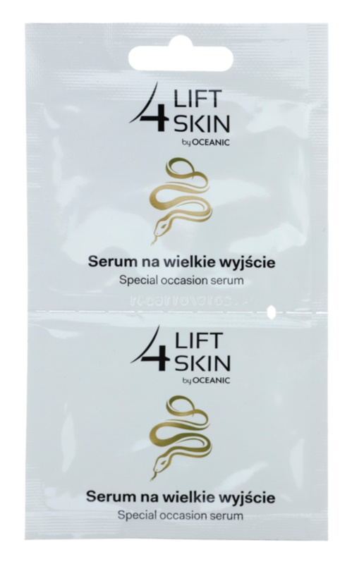 Long 4 Lashes Lift4Skin liftingové sérum s hadím jedem