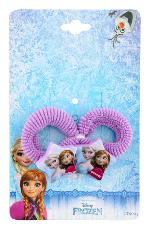 Lora Beauty Disney Frozen elásticos para cabelo