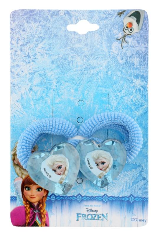 Lora Beauty Disney Frozen Haargummis herzförmig