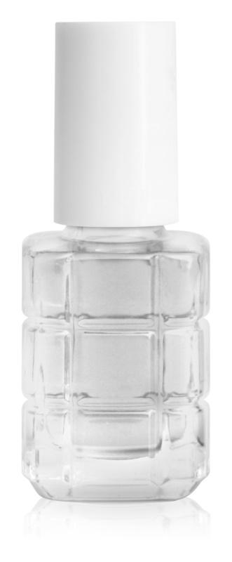 L'Oréal Paris Le All in One podkladový a vrchní lak na nehty s růžovým olejem
