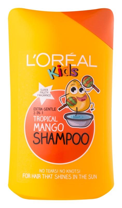 L'Oréal Paris Kids champô e condicionador 2 em 1 para crianças