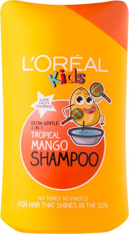 L'Oréal Paris Kids sampon si balsam 2 in 1 pentru copii