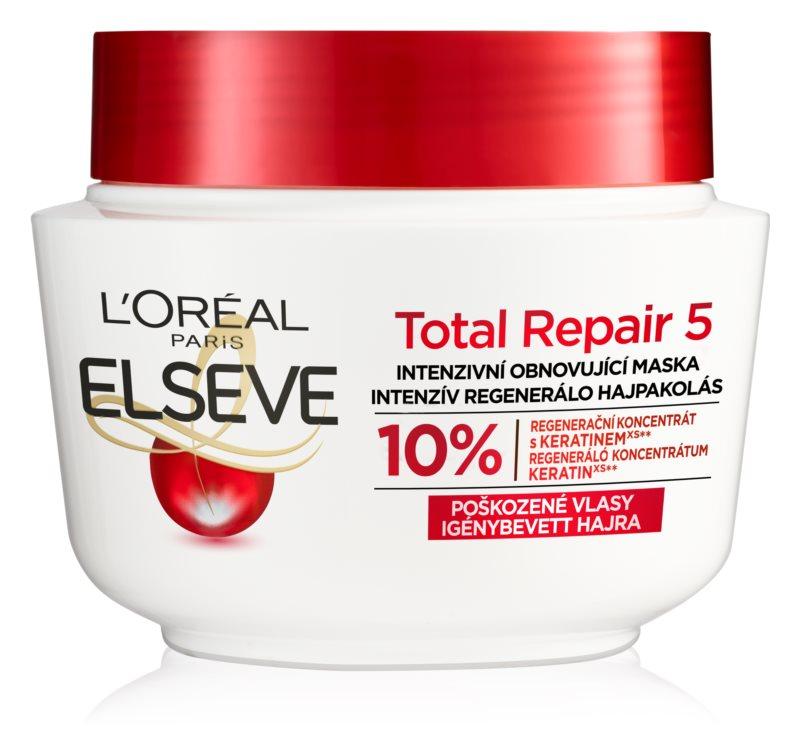 L'Oréal Paris Elseve Total Repair 5 máscara regeneradora para cabelo