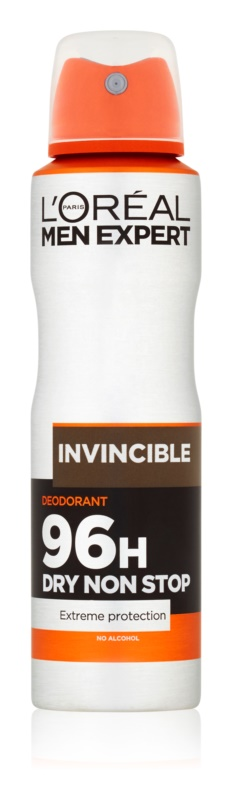 L'Oréal Paris Men Expert Invincible Deodorant Spray