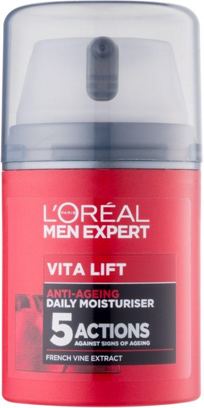 L'Oréal Paris Men Expert Vita Lift 5 vlažilna krema proti staranju