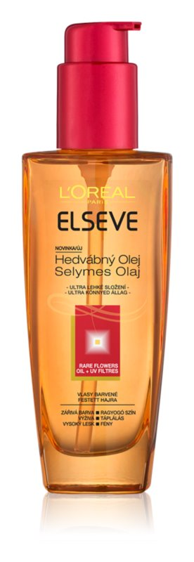 L'Oréal Paris Elseve Color-Vive olje za barvane lase