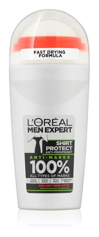 L'Oréal Paris Men Expert Shirt Protect antiperspirant roll-on