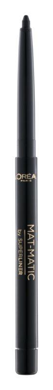 L'Oréal Paris Super Liner GelMATIC lápiz de ojos