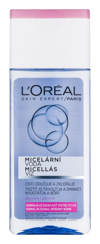 L'Oréal Paris Skin Perfection Mizellar-Reinigungswasser 3in1