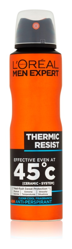 L'Oréal Paris Men Expert Thermic Resist antyprespirant w sprayu