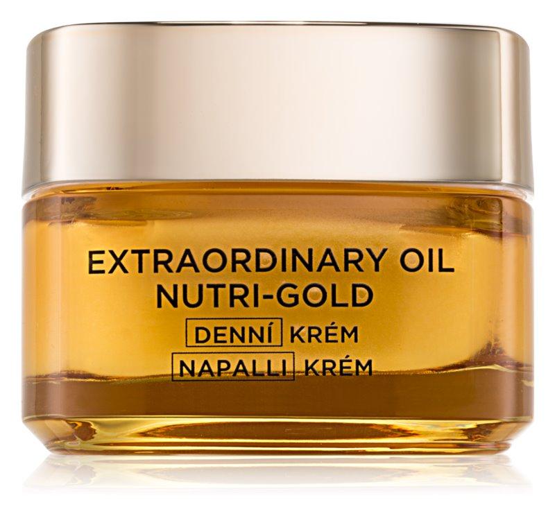 L'Oréal Paris Nutri-Gold dnevna krema