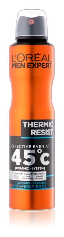 L'Oréal Paris Men Expert Thermic Resist антиперспирант-спрей