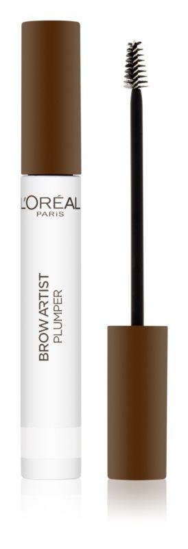 L'Oréal Paris Brow Artist Plumper gel mascara pentru sprancene