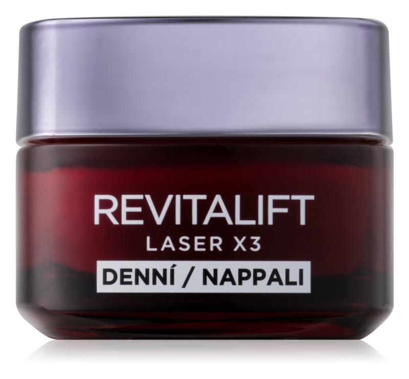 L'Oréal Paris Revitalift Laser X3 intensywna ochrona