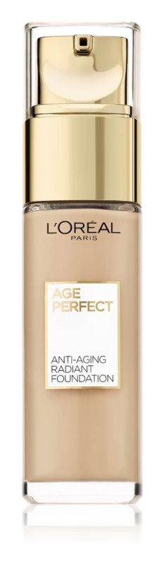 L'Oréal Paris Age Perfect fond de teint rajeunissant et illuminateur