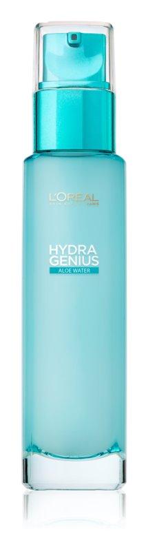 L'Oréal Paris Hydra Genius hydratační pleťová péče pro normální až suchou pleť