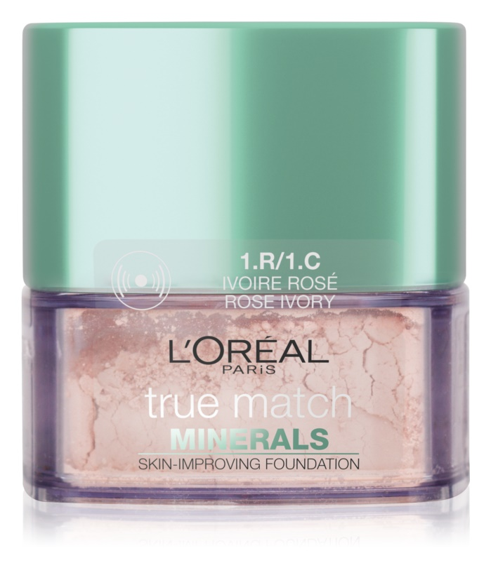L'Oréal Paris True Match Minerals компактна тональна крем-пудра