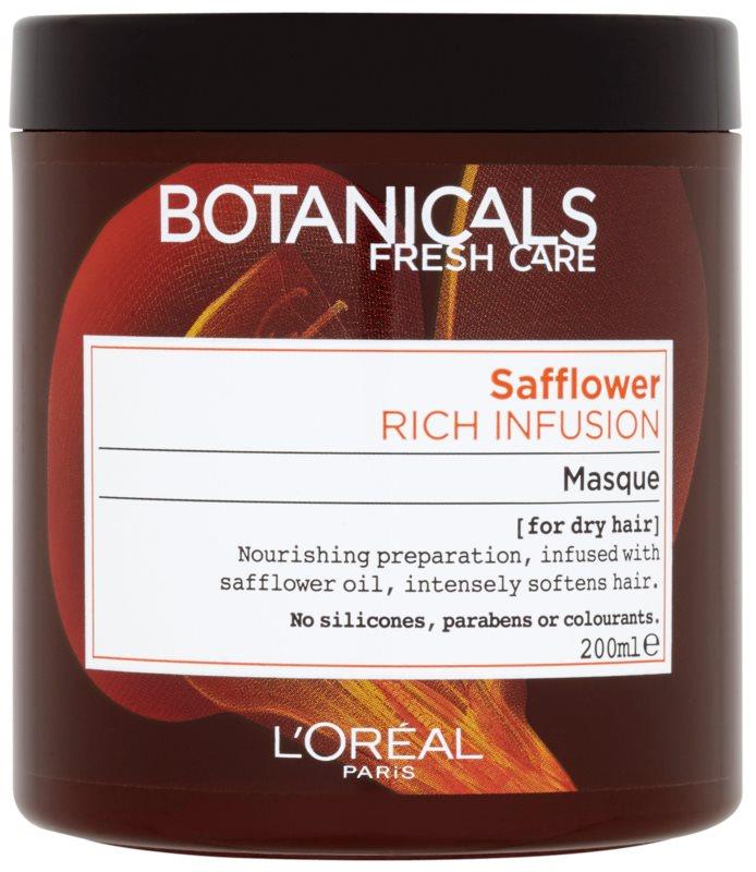 L'Oréal Paris Botanicals Rich Infusion Mask For Dry Hair