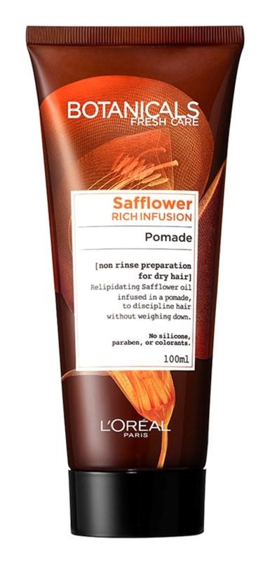 L'Oréal Paris Botanicals Rich Infusion zjemňujúci krém pre suché vlasy