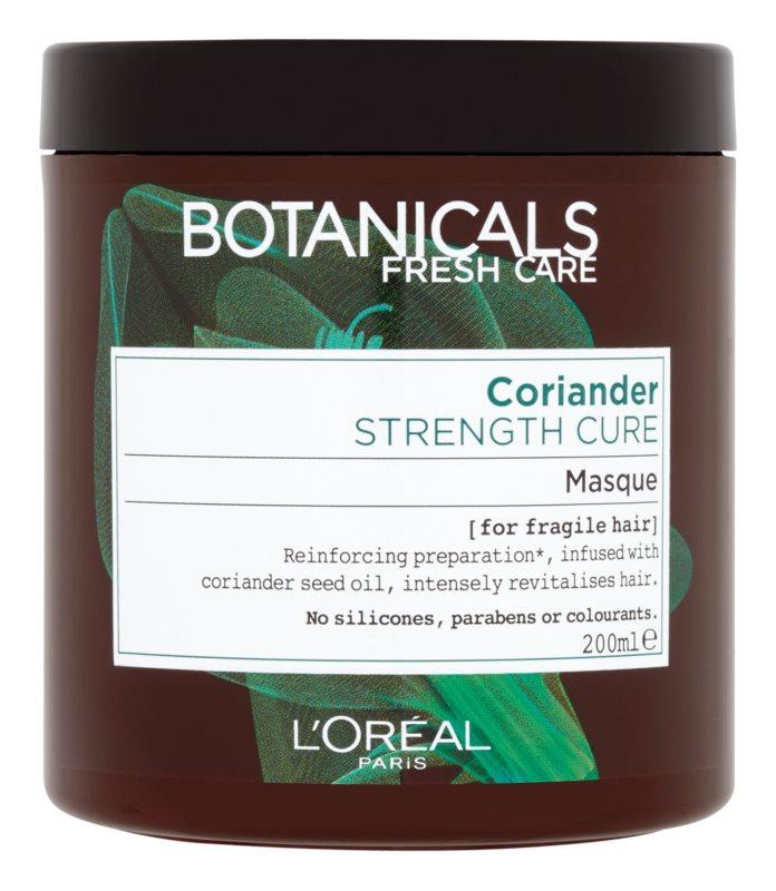 L'Oréal Paris Botanicals Strength Cure Mask For Weak Hair