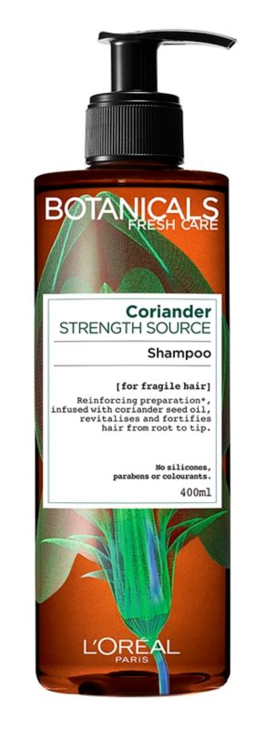L'Oréal Paris Botanicals Strength Cure Shampoo For Weak Hair