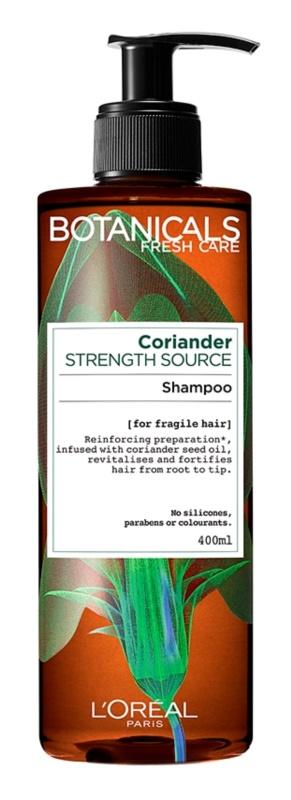 L'Oréal Paris Botanicals Strength Cure Shampoo für geschwächtes Haar