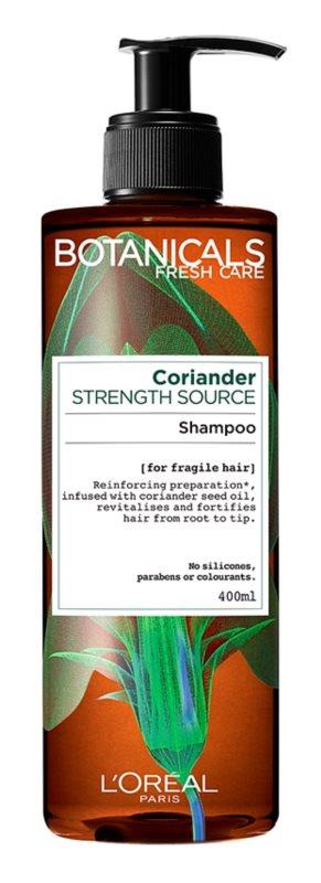 L'Oréal Paris Botanicals Strength Cure шампунь для слабкого волосся