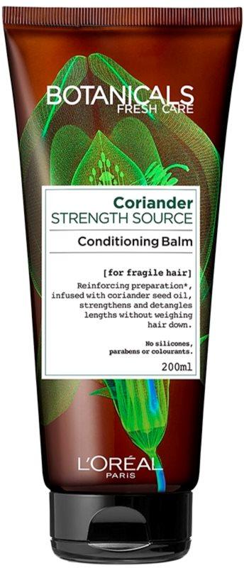 L'Oréal Paris Botanicals Strength Cure Balsam für geschwächtes Haar
