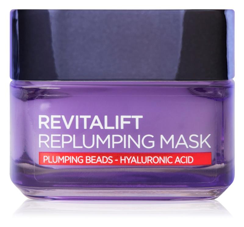 L'Oréal Paris Revitalift Filler vyplňujúca maska
