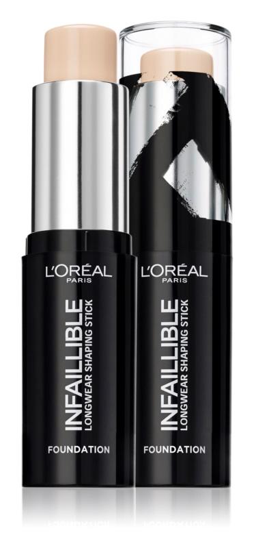 L'Oréal Paris Infaillible make-up v tyčinke