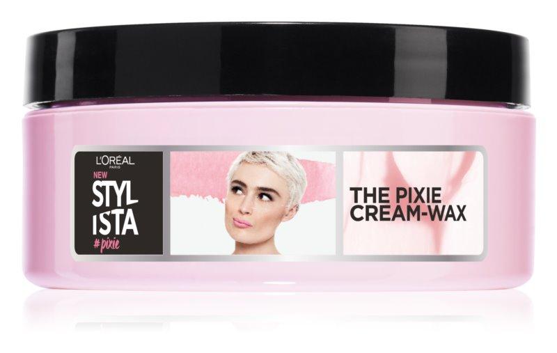 L'Oréal Paris Stylista The Pixie Cream-Wax stiling krema