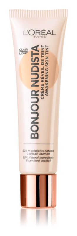 L'Oréal Paris Wake Up & Glow Bonjour Nudista BB krema