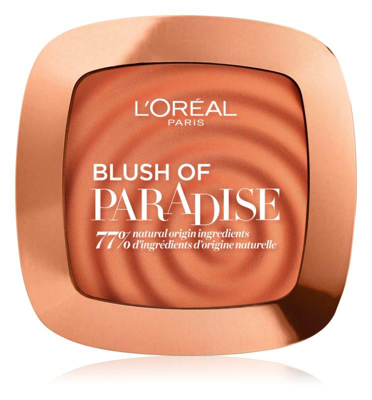 L'Oréal Paris Wake Up & Glow Life's a Peach Blush