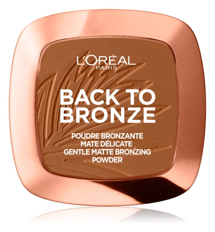 L'Oréal Paris Wake Up & Glow Back to Bronze bronzer