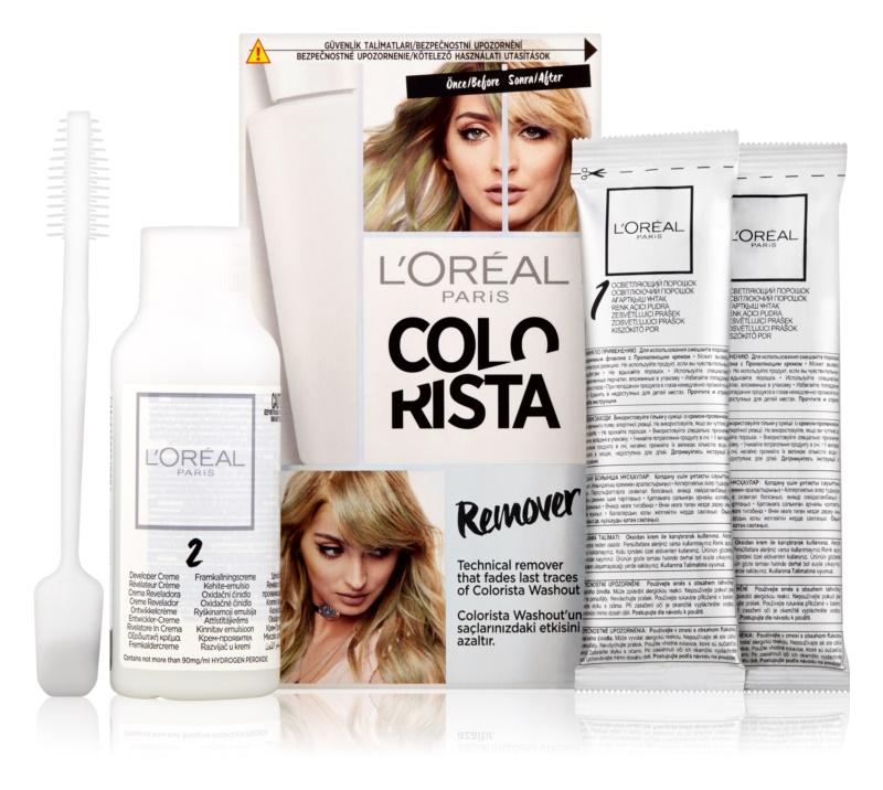 L'Oréal Paris Colorista Remover odstranjevalec barve za lase